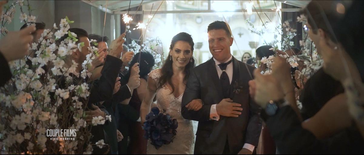 Imagem capa - Filmagem de casamento em São Caetano/SP - Allegro Buffet - Sameday Edit Hyolanda e Vitor | Couple Films por Couple Films