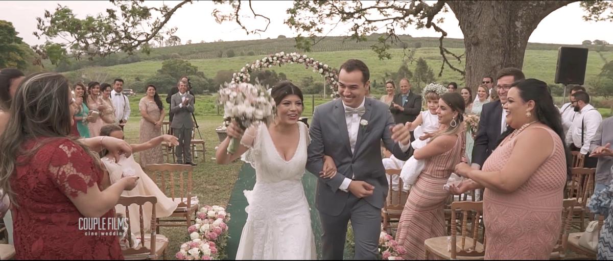 Imagem capa - Filmagem de casamento Hotel Fazenda Recanto Shangri-lá - Brotas/SP - Couple Films por Couple Films