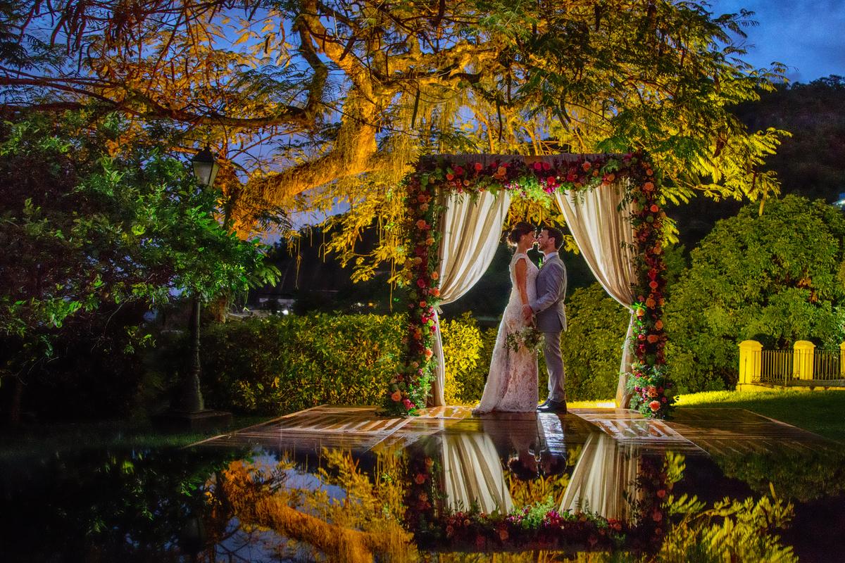 Imagem capa - Casamento ao ar livre por Vanessa Aune