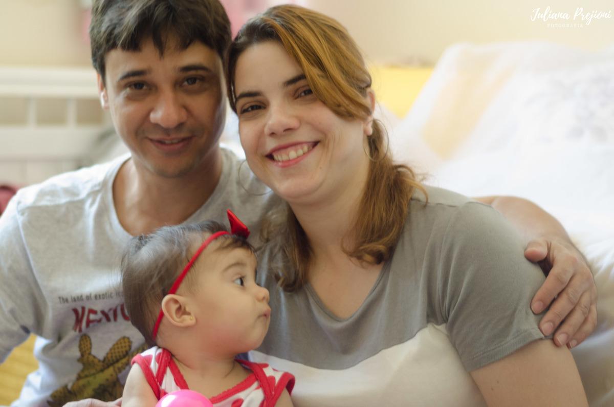 foto da família