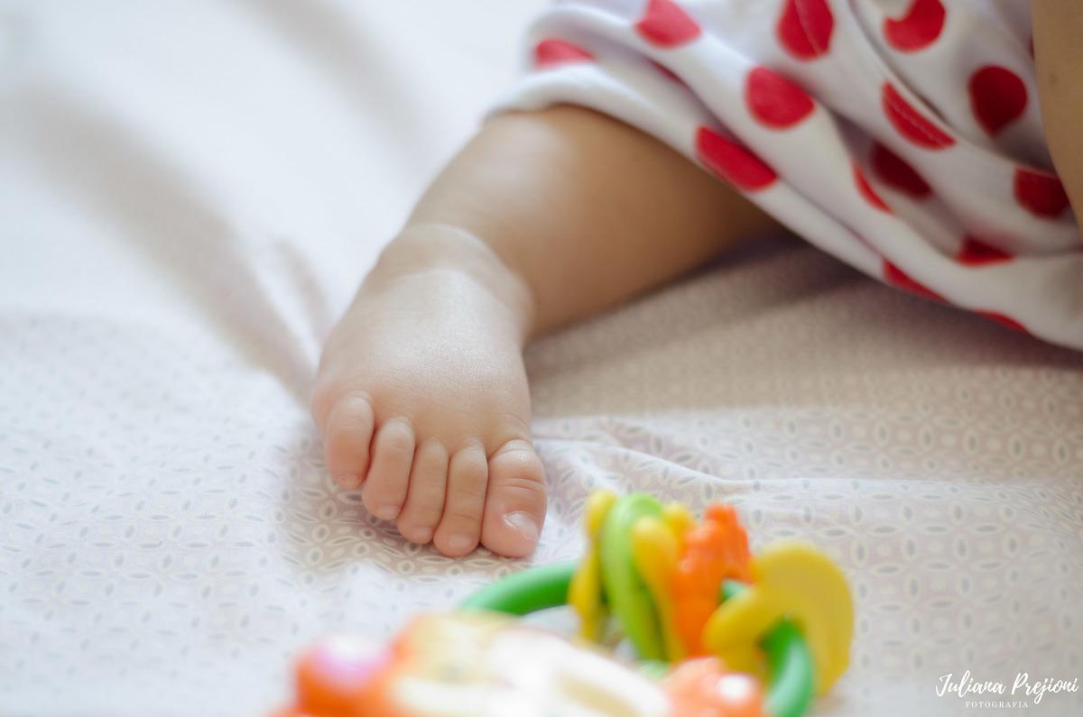 pezinho do bebê