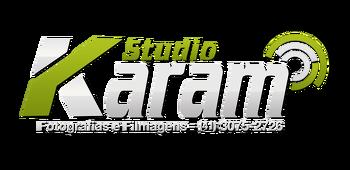 Logotipo de Studio Karam fotografia e filmagem ltda