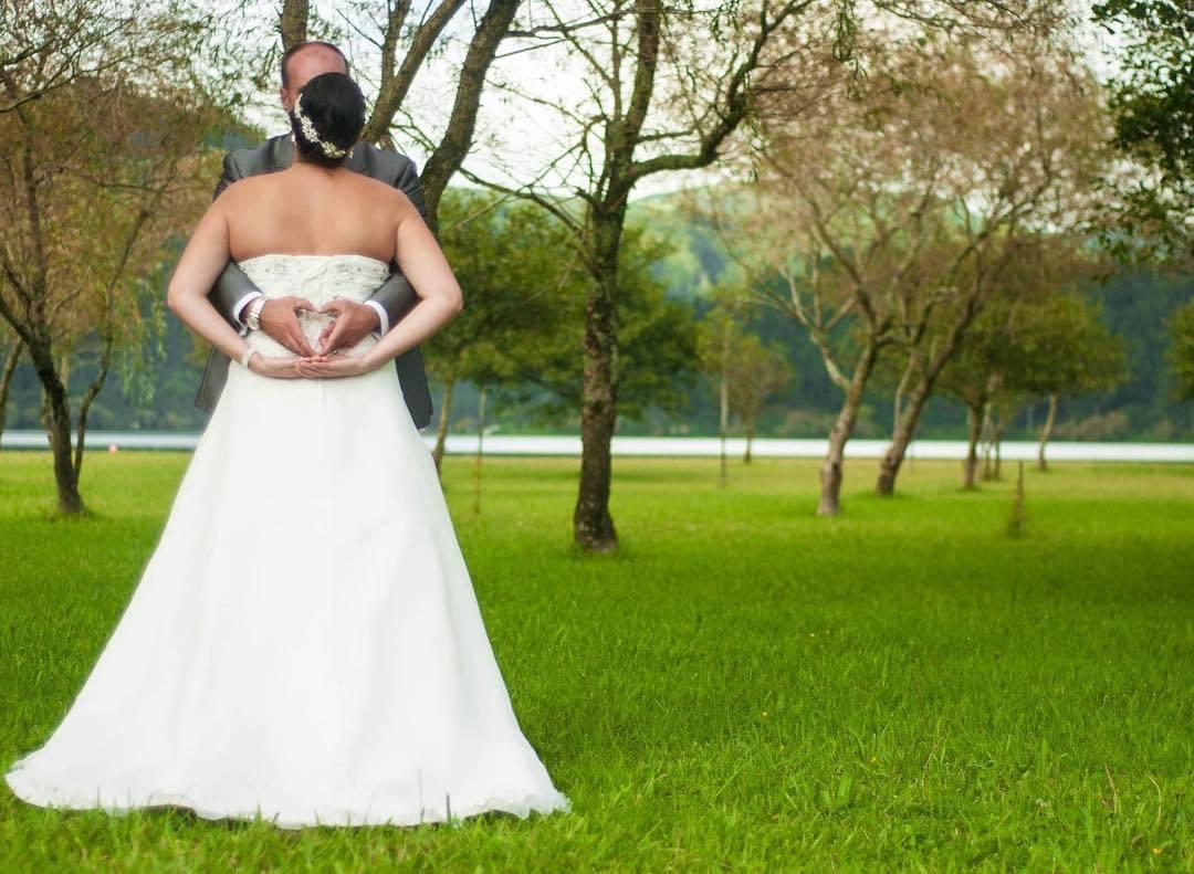 Imagem capa - Ana e Aguinaldo Forem nossos Primeiro noivos  por Flavio Mansinho