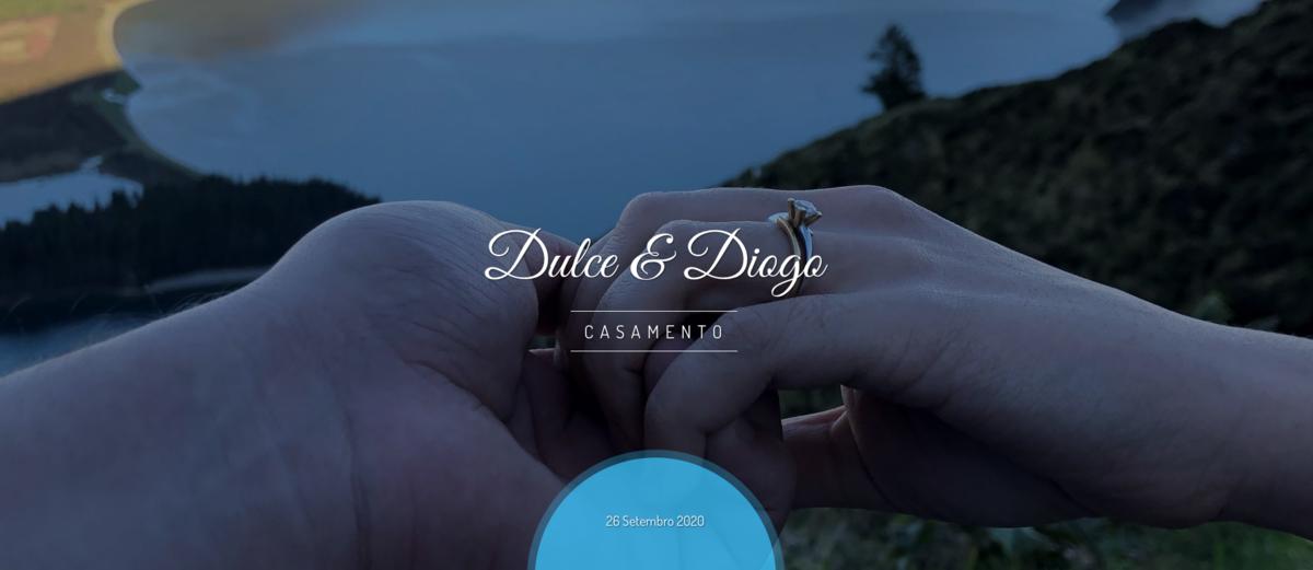 Imagem capa - Casamento Dulce e Diogo por Flavio Mansinho