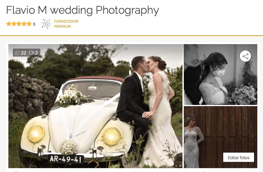 Imagem capa - Obras de arte com sensibilidade: assim serão as fotos do seu casamento! por Flavio Mansinho