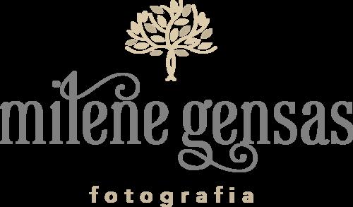 Logotipo de Milene Gensas