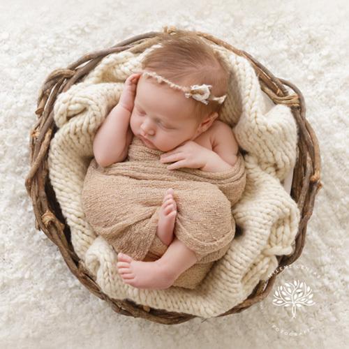 Imagem capa - Ensaio de Recém-nascido da Clara por Milene Gensas