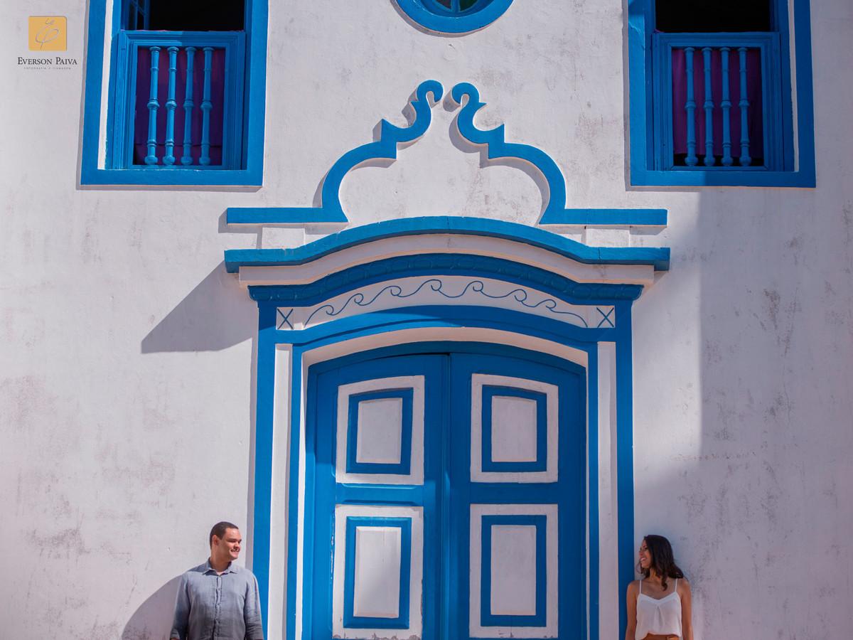 Foto de Carol e Igor