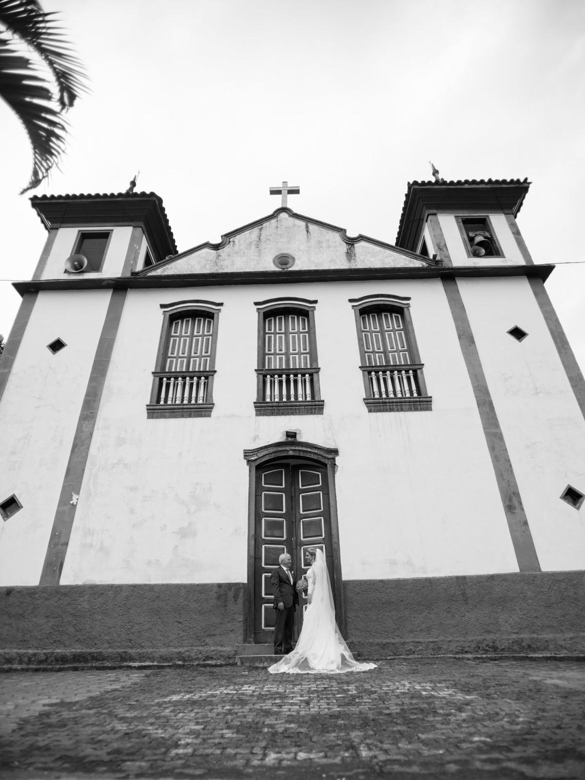 Foto de Maria Alice e Bruno Lopes