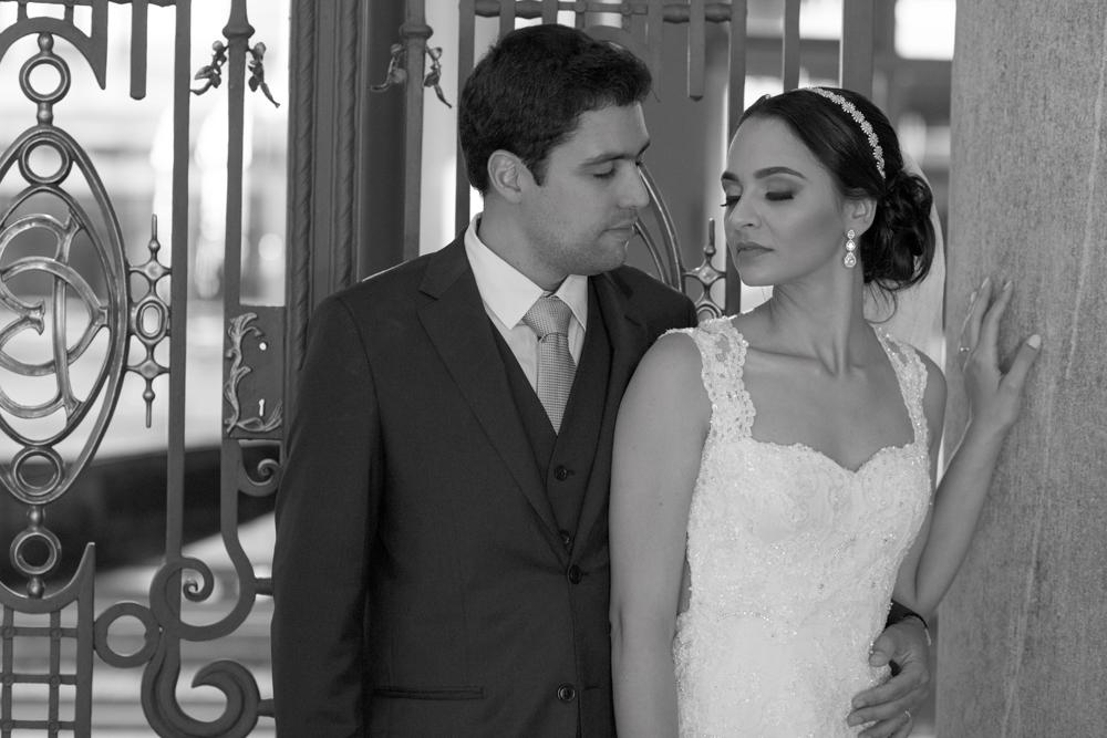 Foto de Luana e Gustavo