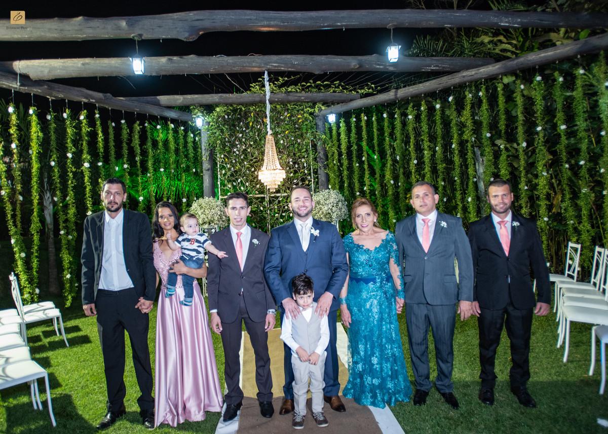 Foto de Bruna e Diogo