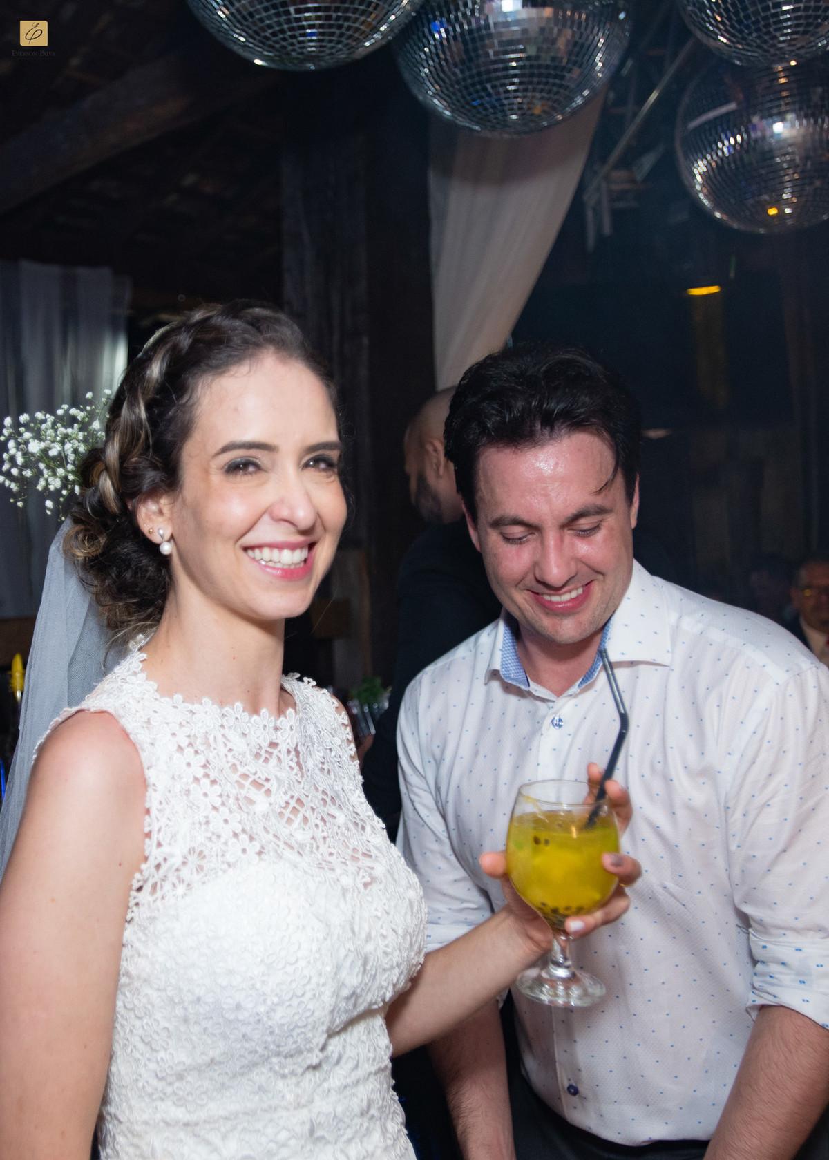 Foto de Débora e Marcus