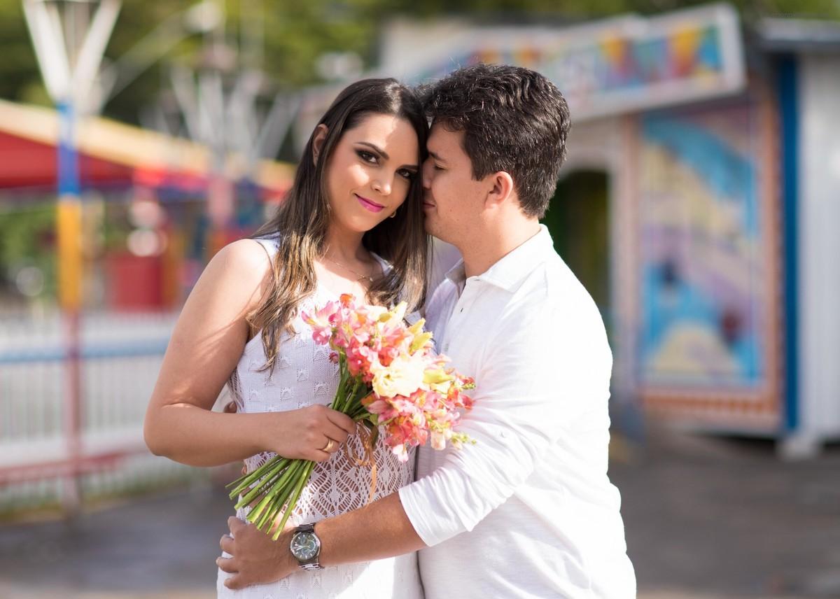 Foto de Pré Wedding  Gabi e Thiago