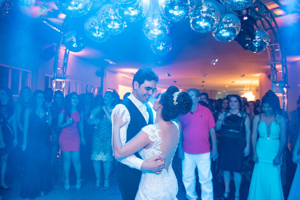 Foto de Leticia e Thomaz