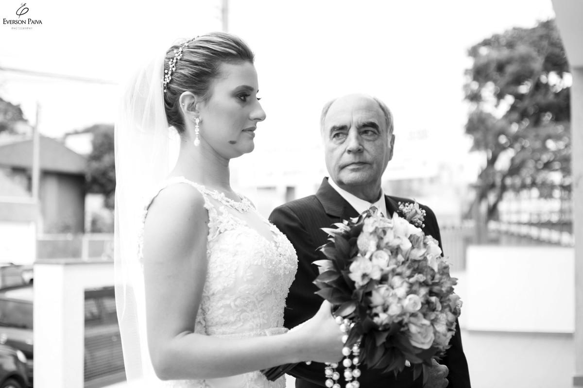Foto de Patrícia e Bruno
