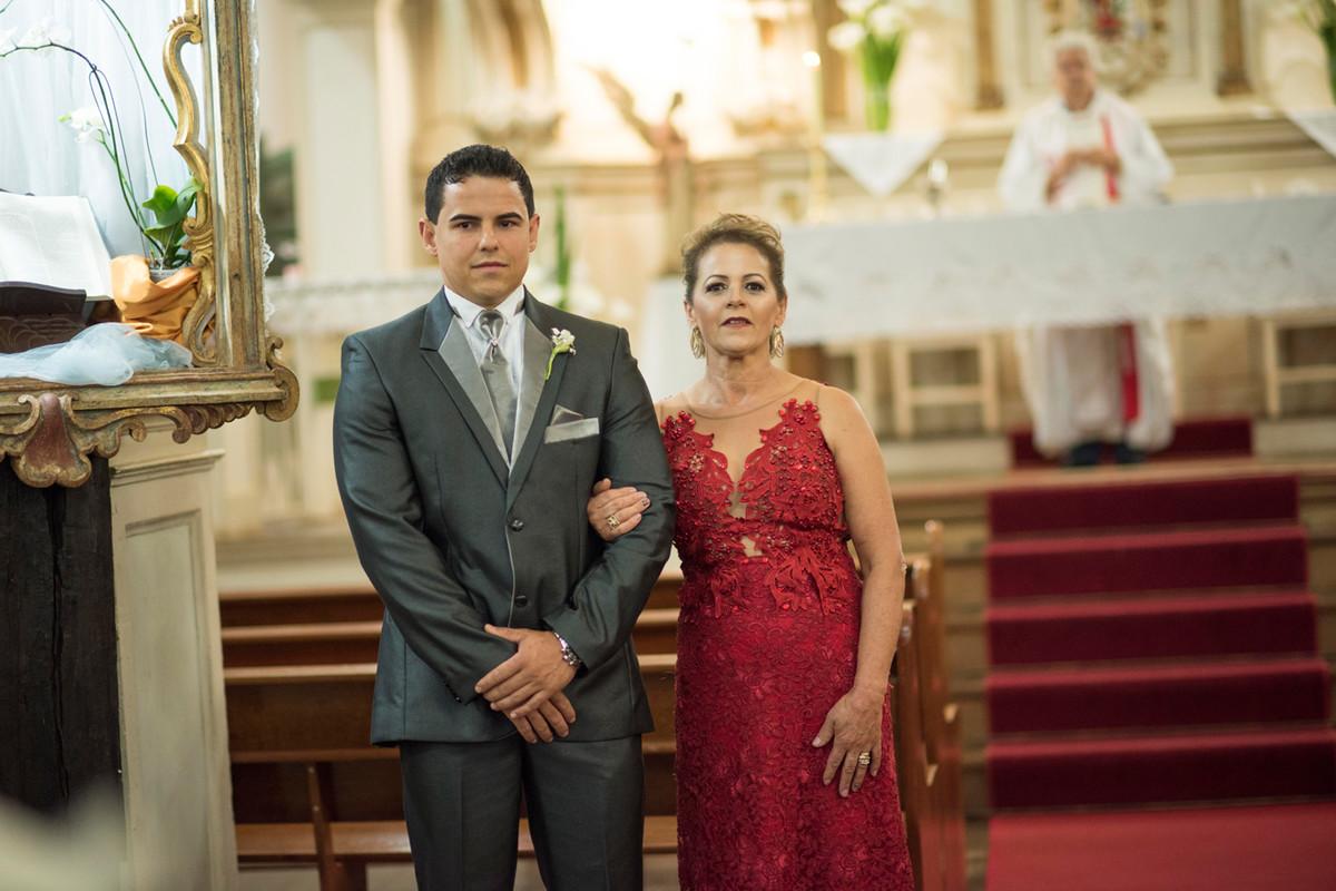 Foto de Karine e Rodolfo