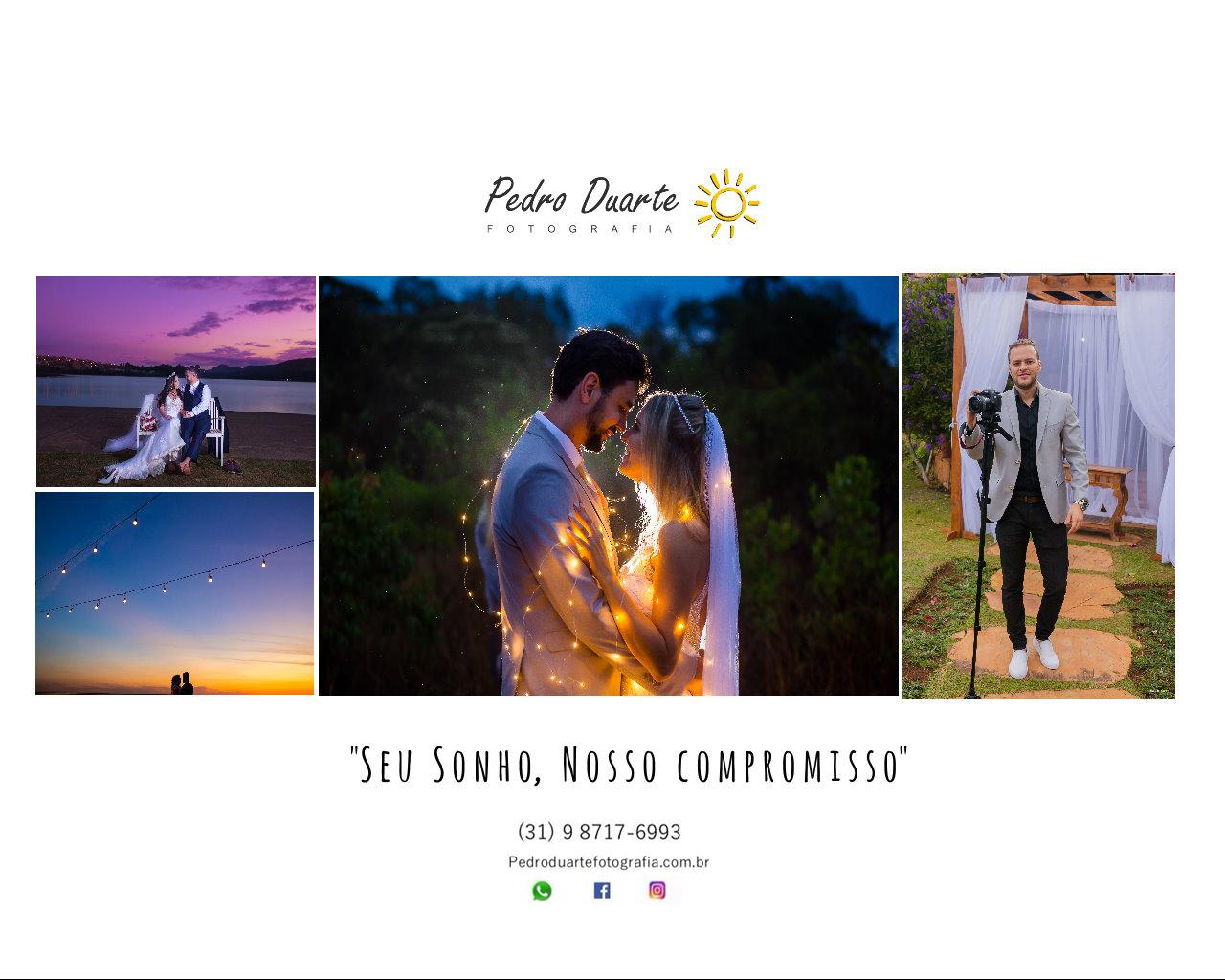 Contate Pedro Duarte Fotografia