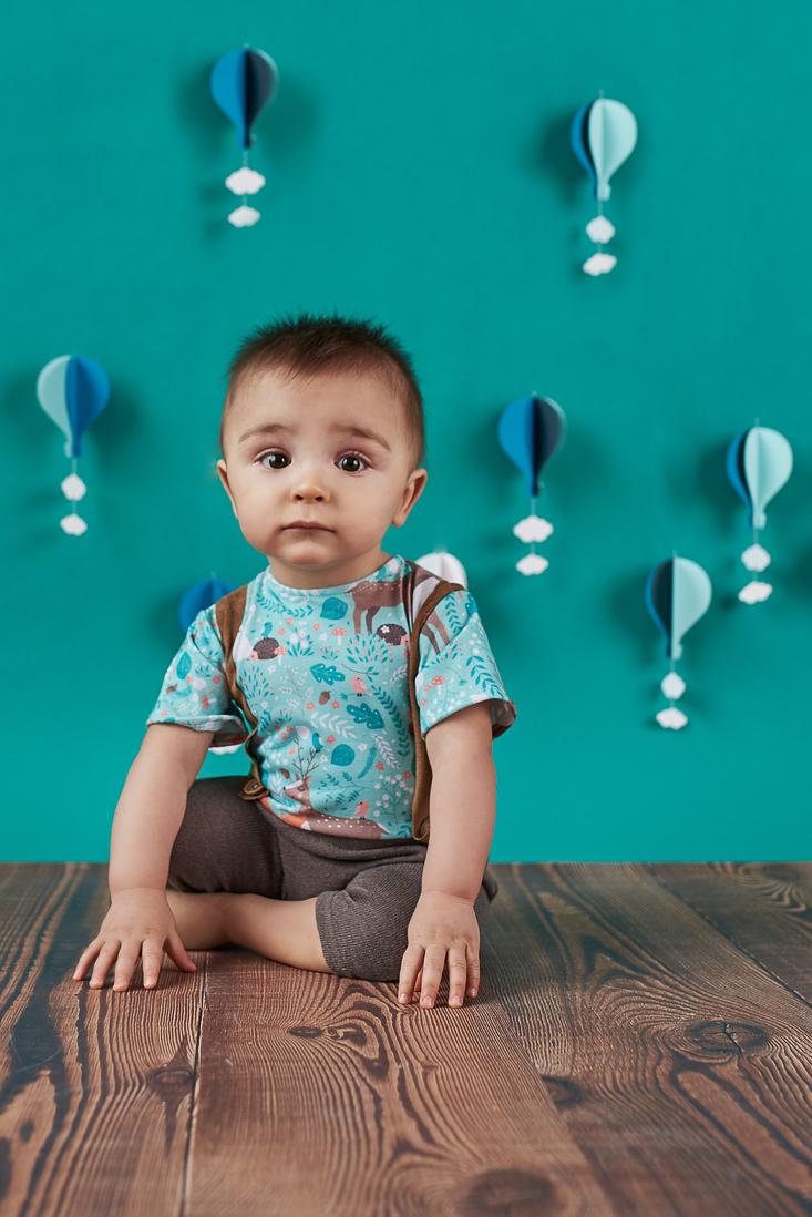 fotógrafo de bebes