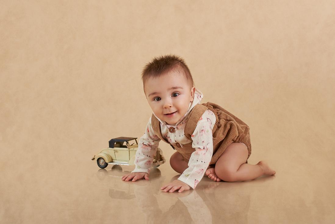Fotógrafa de bebes