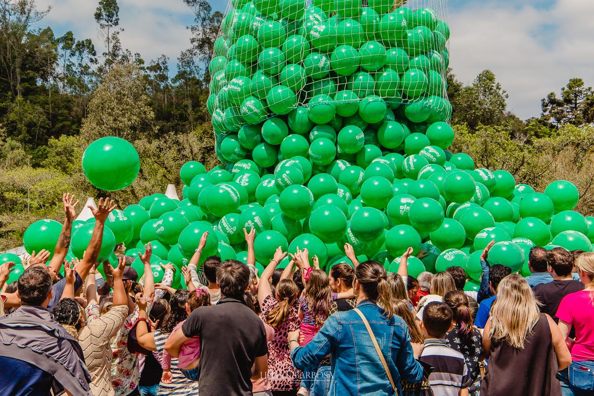 Imagem capa - Ação Criança faz a alegria de centenas de famílias em Lauro Müller por Lillian da Rosa Barbosa