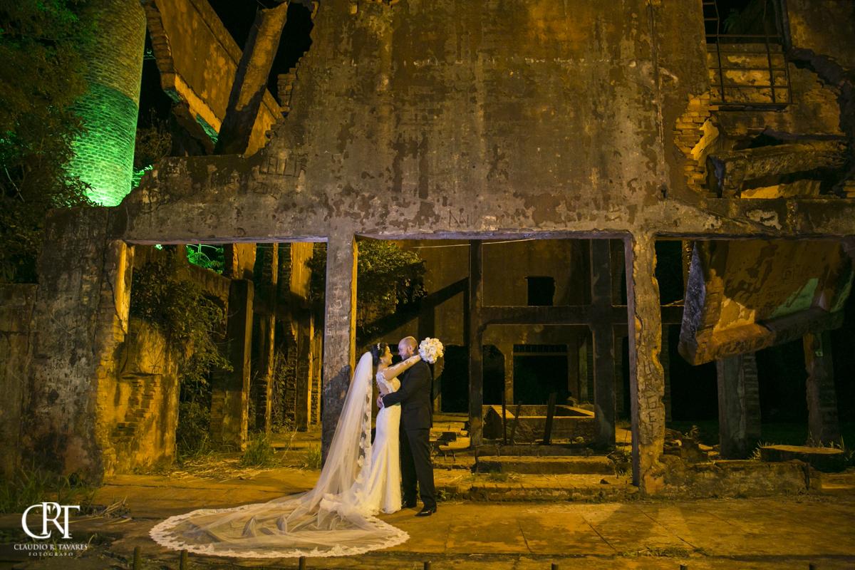 Imagem capa - Renata e Gabriel - Clique e leia o depoimento por Claudio R. Tavares - Fotografias