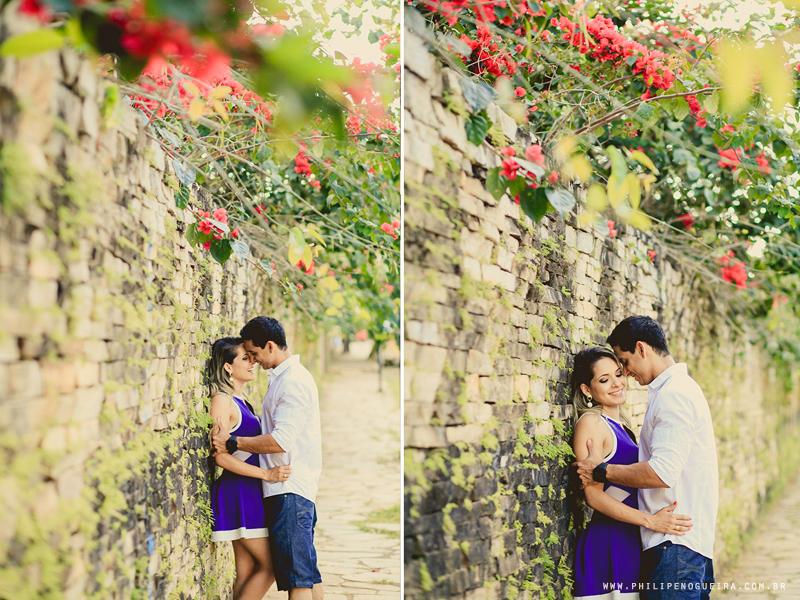 Ensaio fotografico casal diferente