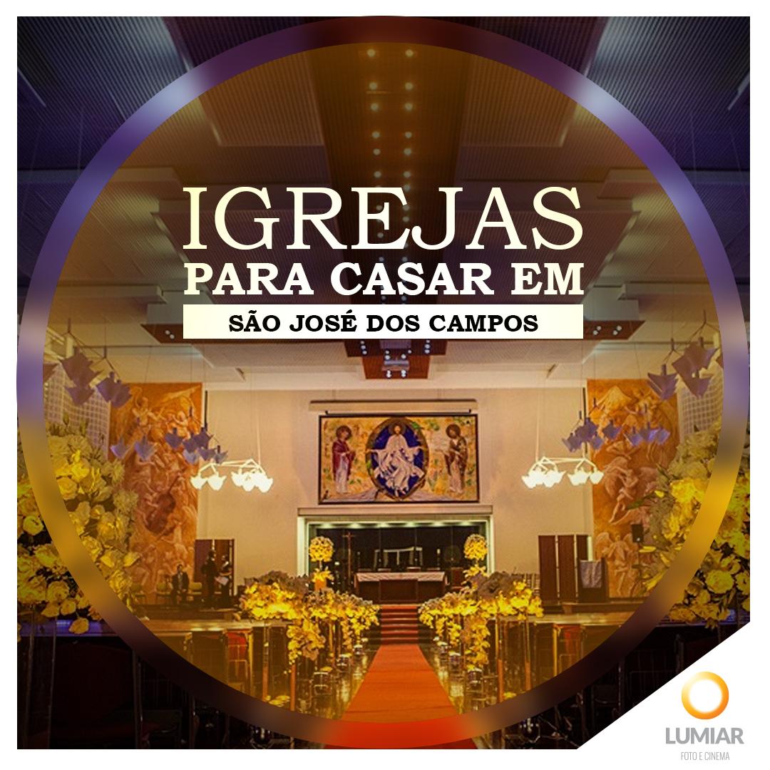 Imagem capa - Igrejas para casar em São José dos Campos por Claudemir Tabosa Silva ME