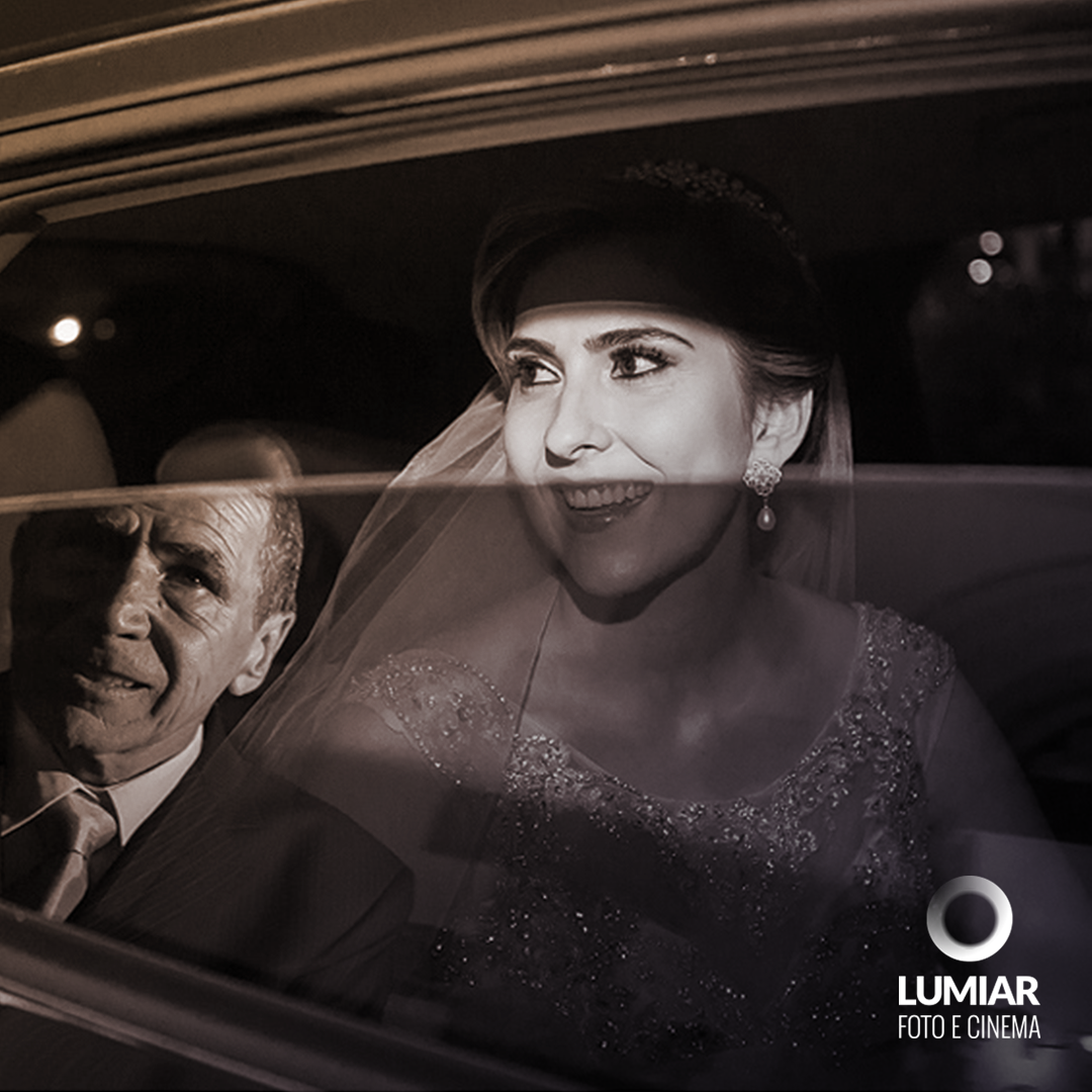 Imagem capa - First look pai e a noiva por Claudemir Tabosa Silva ME