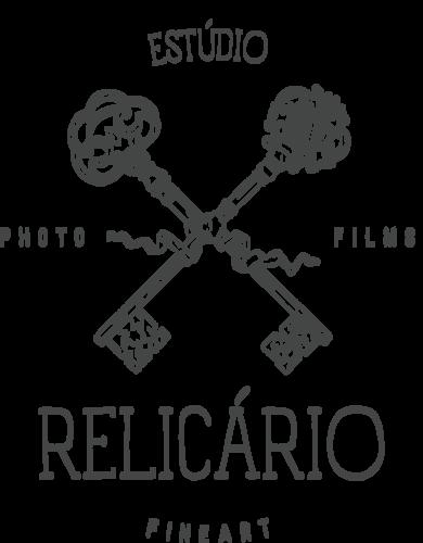 Logotipo de Estúdio Relicário