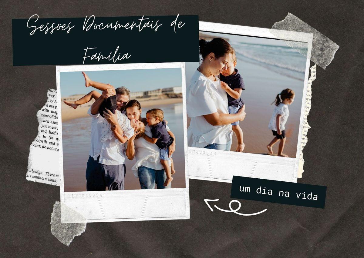 Imagem capa - O que é Fotografia Documental de Família? por Lia
