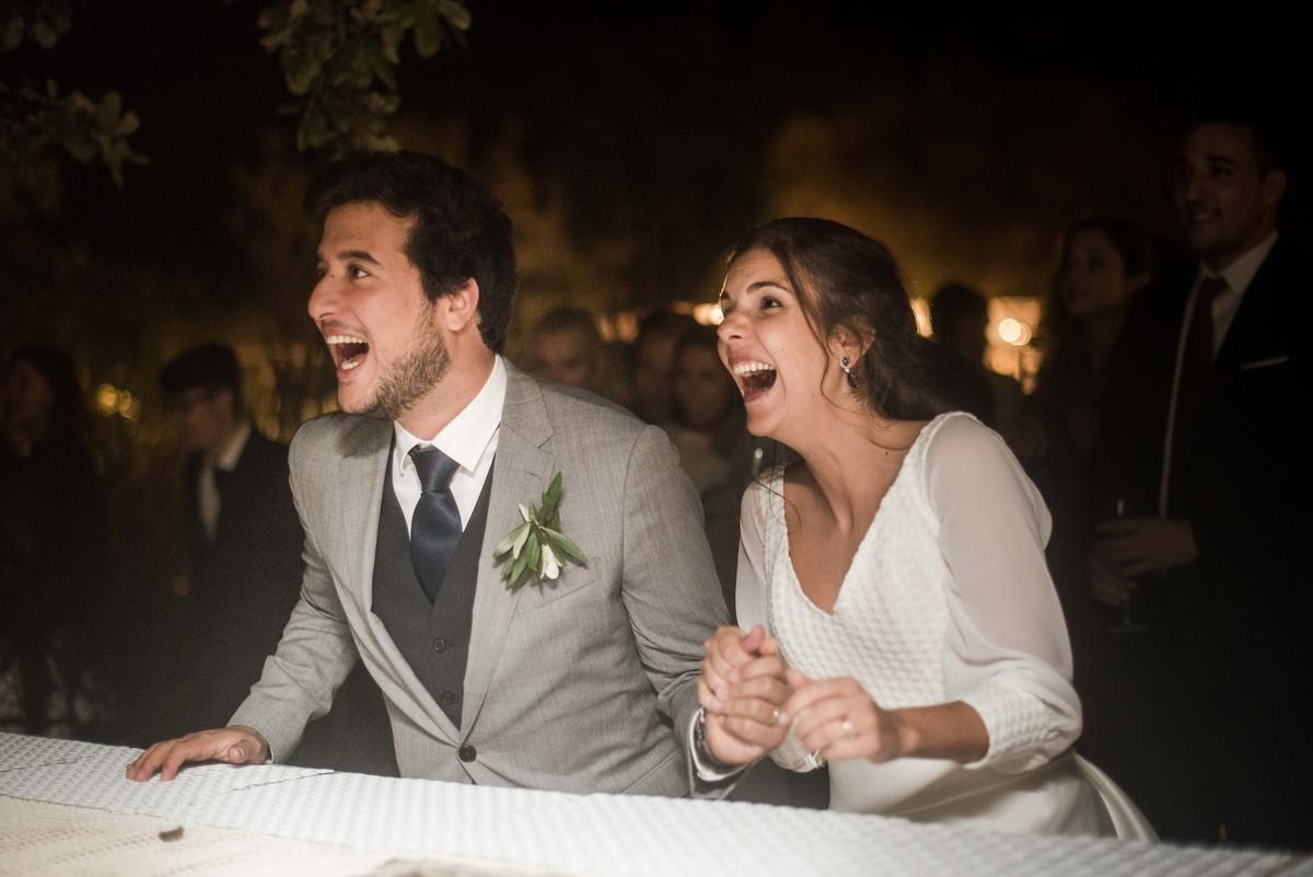 festa do casamento