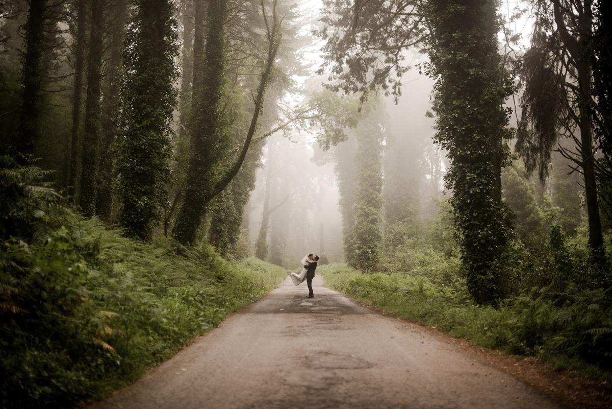 Imagem capa - 20 Melhores locais para casar na natureza por Mariana Castanheira