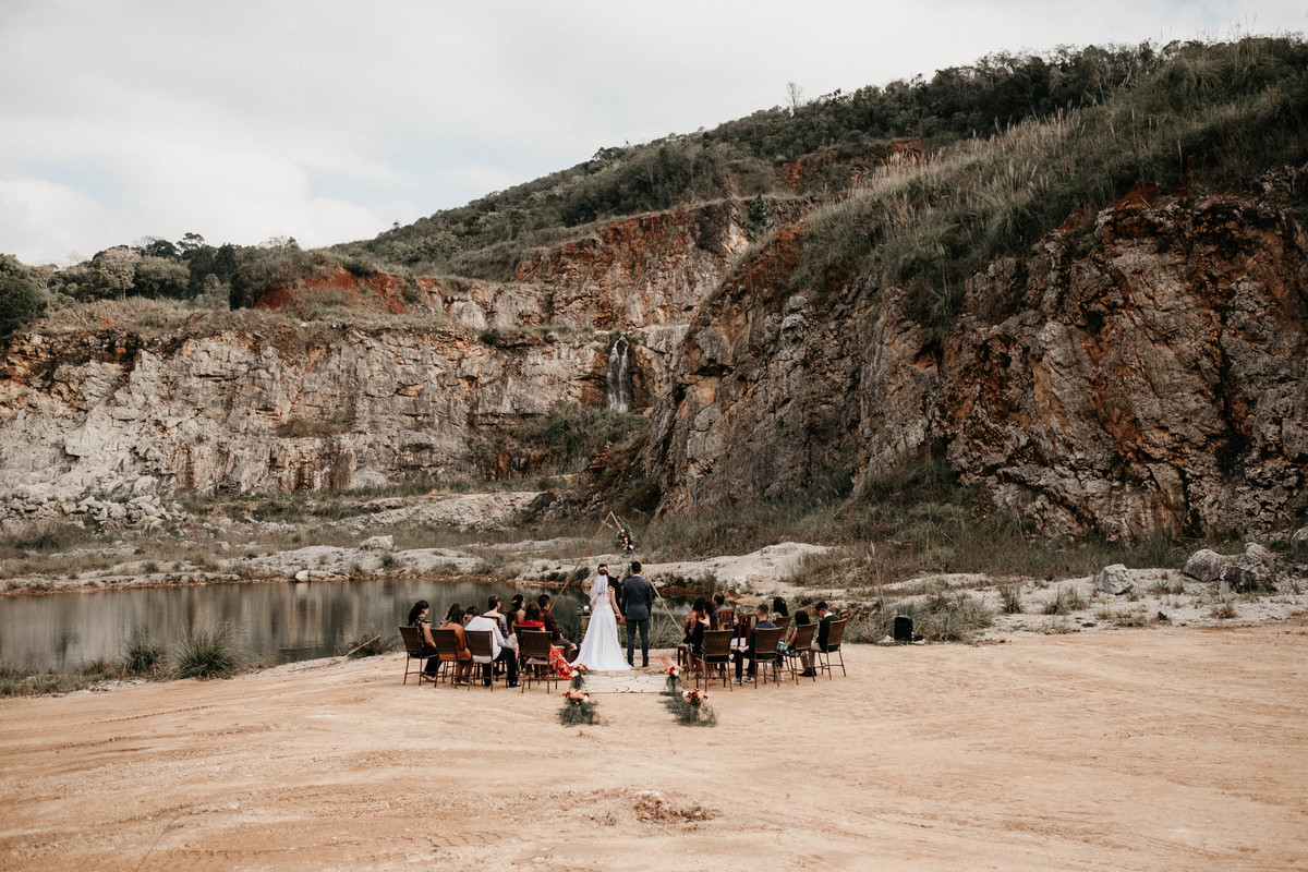 Imagem capa - Elopement Wedding  por Darlene Medeiros
