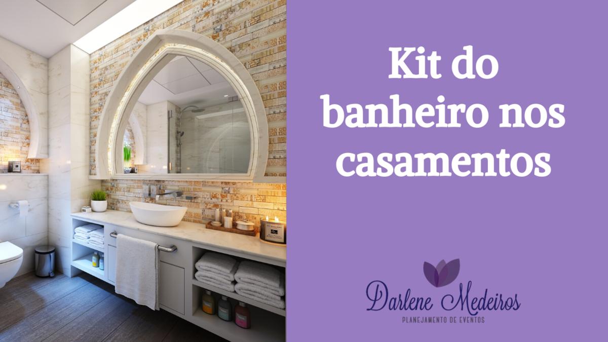 Imagem capa - Kit toalete  por Darlene Medeiros