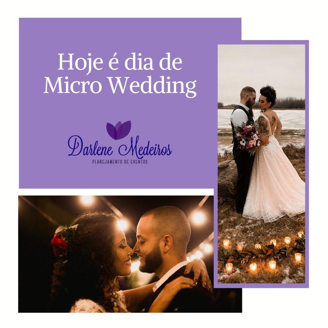Imagem capa - Micro Wedding por Darlene Medeiros