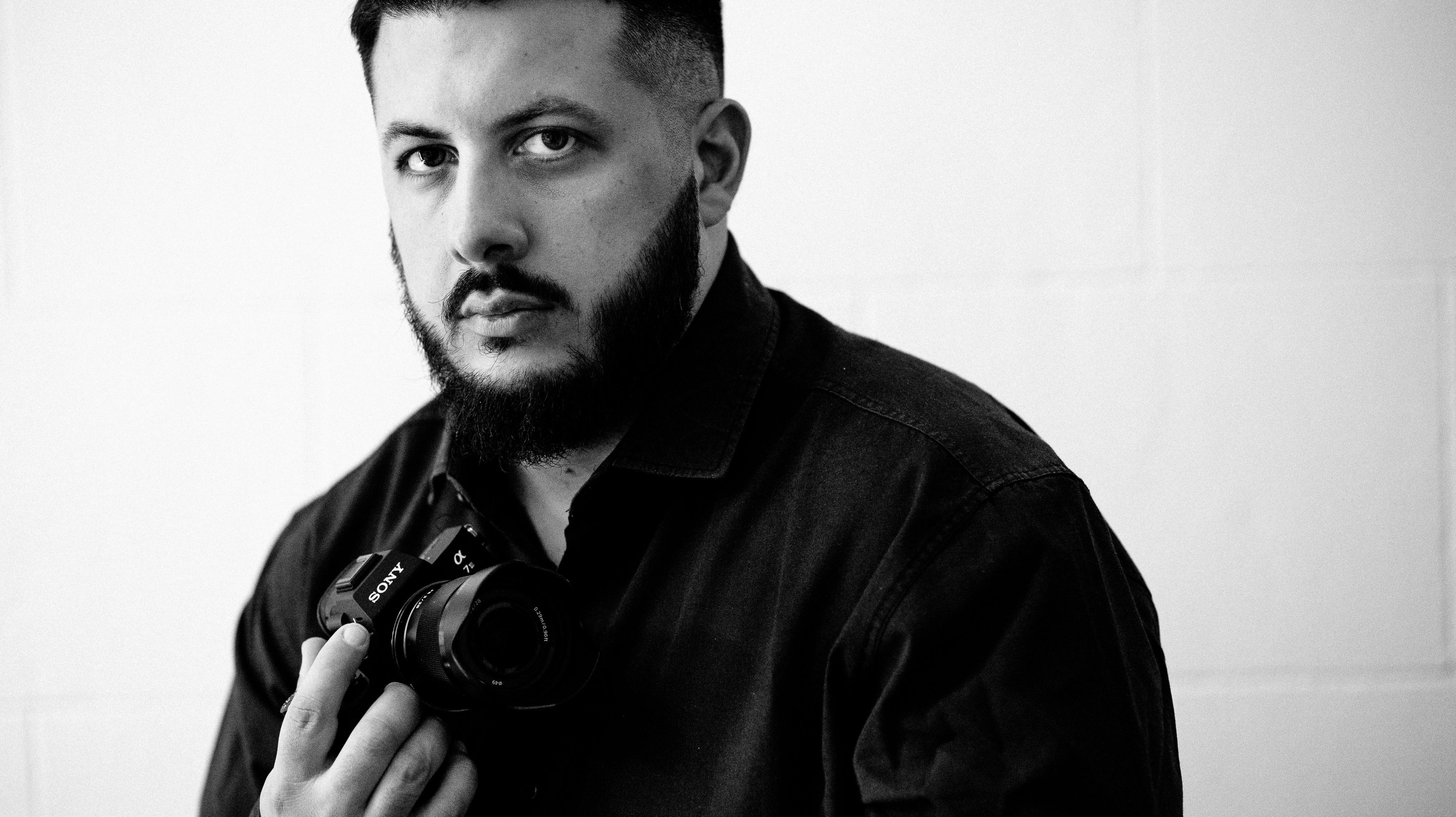 Acerca de Ezequiel Giancoulas-Fotógrafia