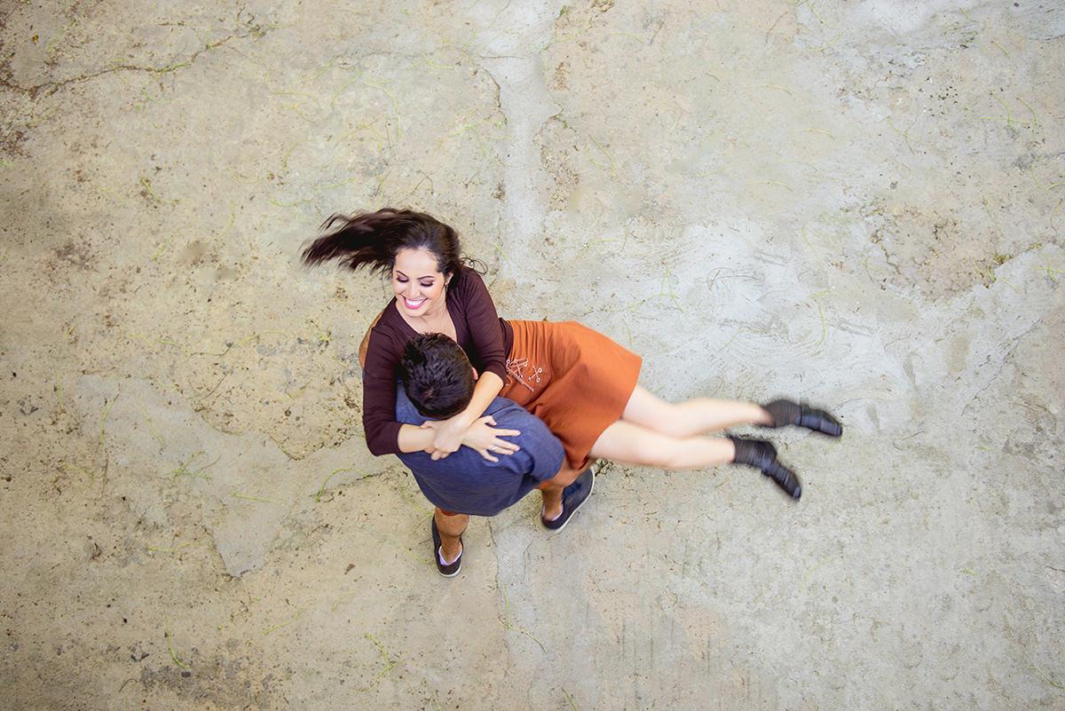 Imagem capa - Ensaio 4 Estações por Fabiana & Julio