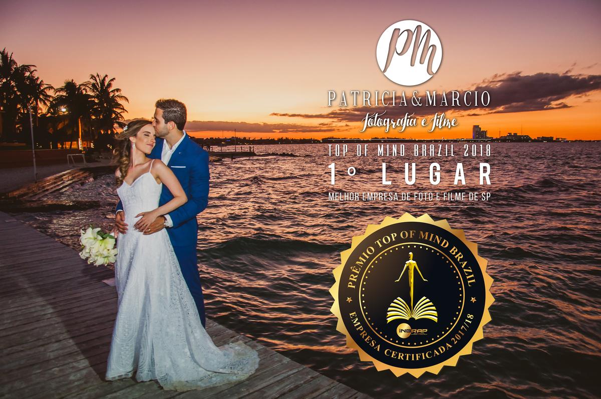 Imagem capa - Top Of Mind Brazil 2018 | Estamos entre os melhores! por PATRICIA E MARCIO FOTOGRAFIA E FILME