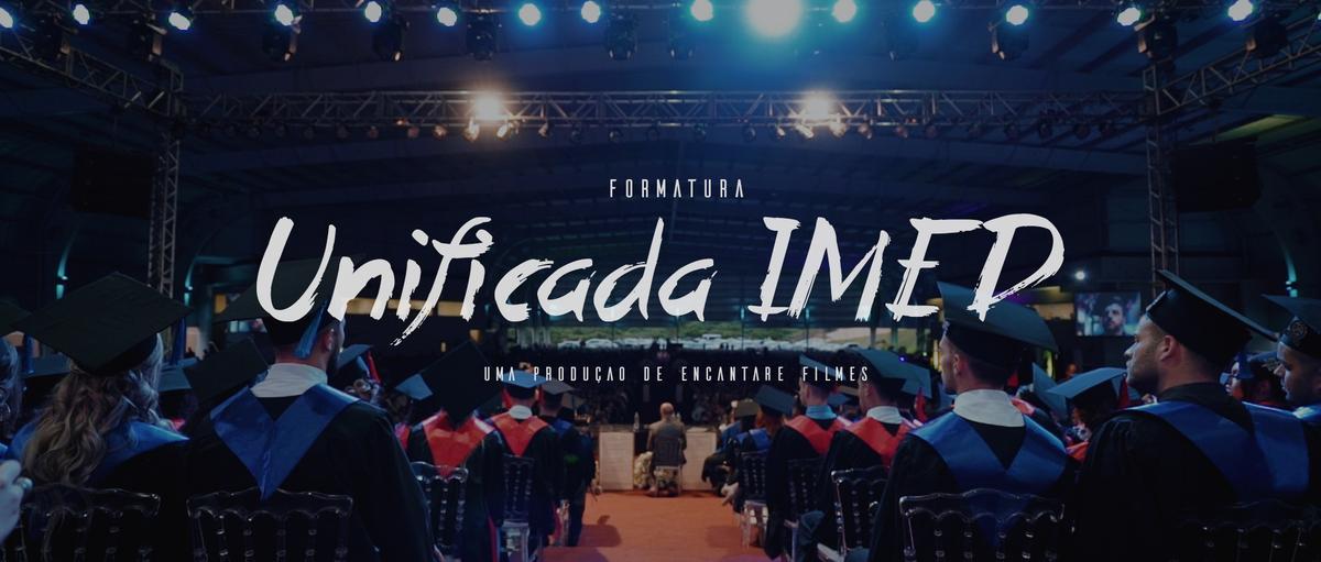 Imagem capa - Aftermovie | Formatura Unificada IMED | Passo Fundo - RS por Copyright © 2019 - Encantare Filmes