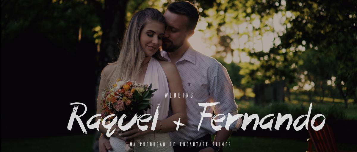 Imagem capa - Wedding | Raquel & Fernando | Trailer por Copyright © 2019 - Encantare Filmes