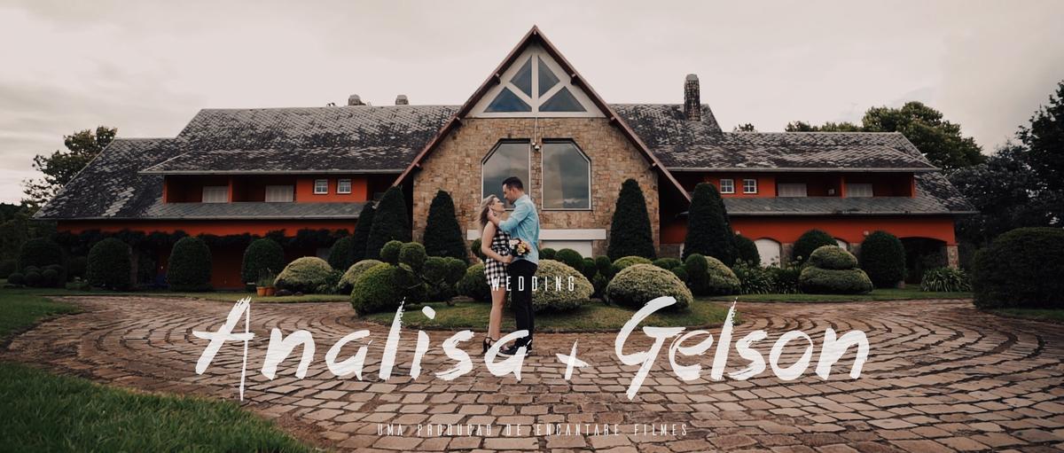 Imagem capa - Wedding | Analisa & Gelson | Trailer por Copyright © 2019 - Encantare Filmes
