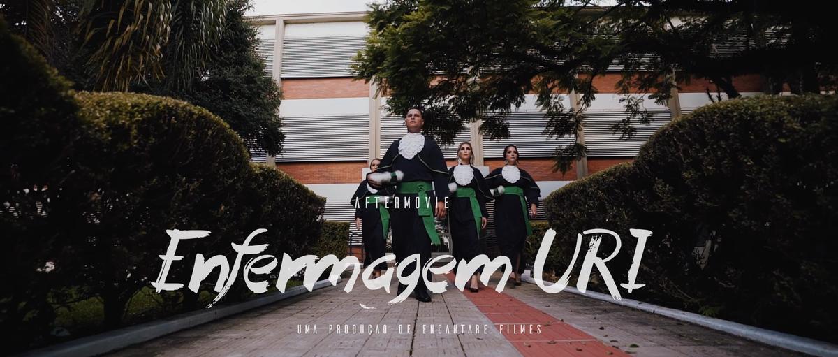 Imagem capa - Aftermovie | Formatura Enfermagem URI | Erechim - RS por Copyright © 2019 - Encantare Filmes