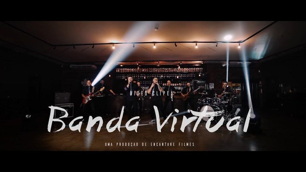 Imagem capa - Banda Virtual | Falando com a garrafa | Video Clip Oficial por Copyright © 2019 - Encantare Filmes