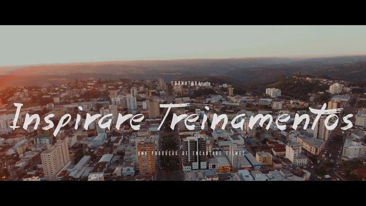 Imagem capa - Formatura | Inspirare Treinamentos | Erechim - RS por Copyright © 2019 - Encantare Filmes