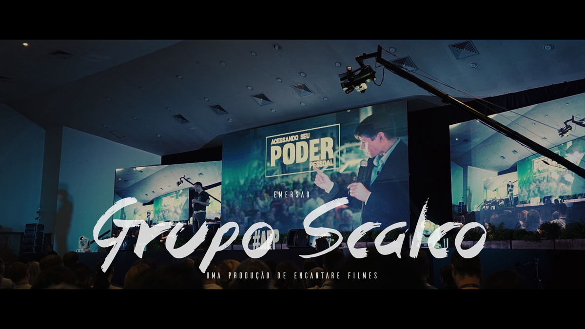 Imagem capa - Imersão | Grupo Scalco Treinamentos | Santa Maria - RS por Copyright © 2019 - Encantare Filmes