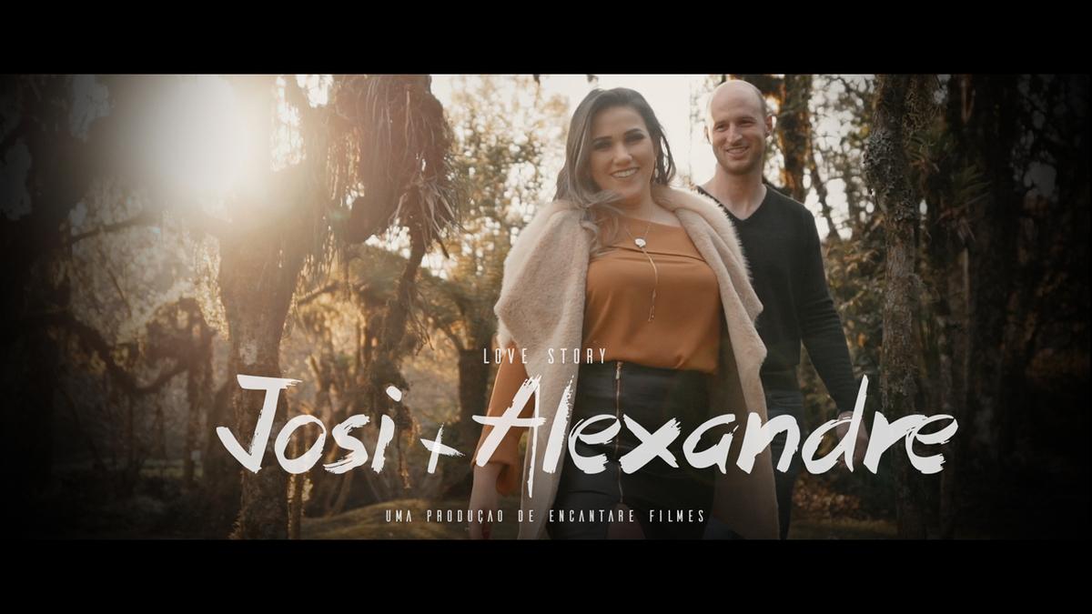 Imagem capa - Wedding | Josi & Alexandre | Love Story por Copyright © 2019 - Encantare Filmes