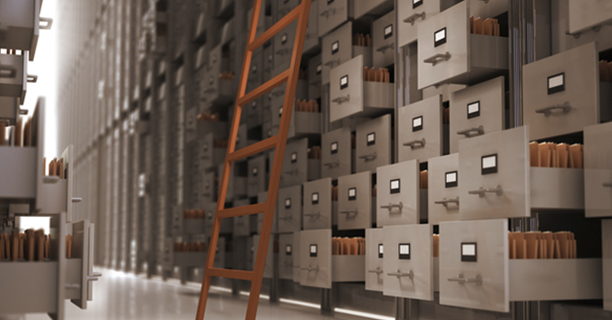 Imagem capa - A arte de 'ressuscitar' arquivos mortos por Fábio Baio