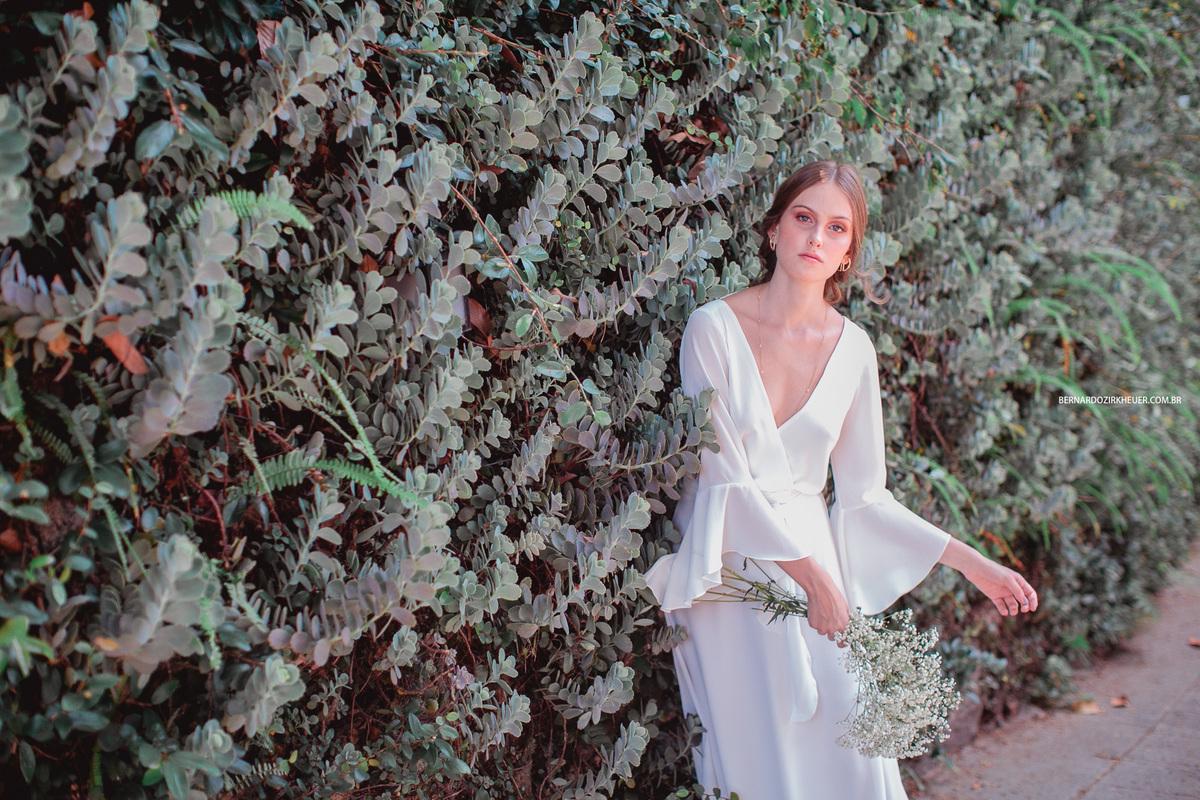 Imagem capa - Vestidos de Noiva - Ateliê Gorä por Bernardo Zirkheuer
