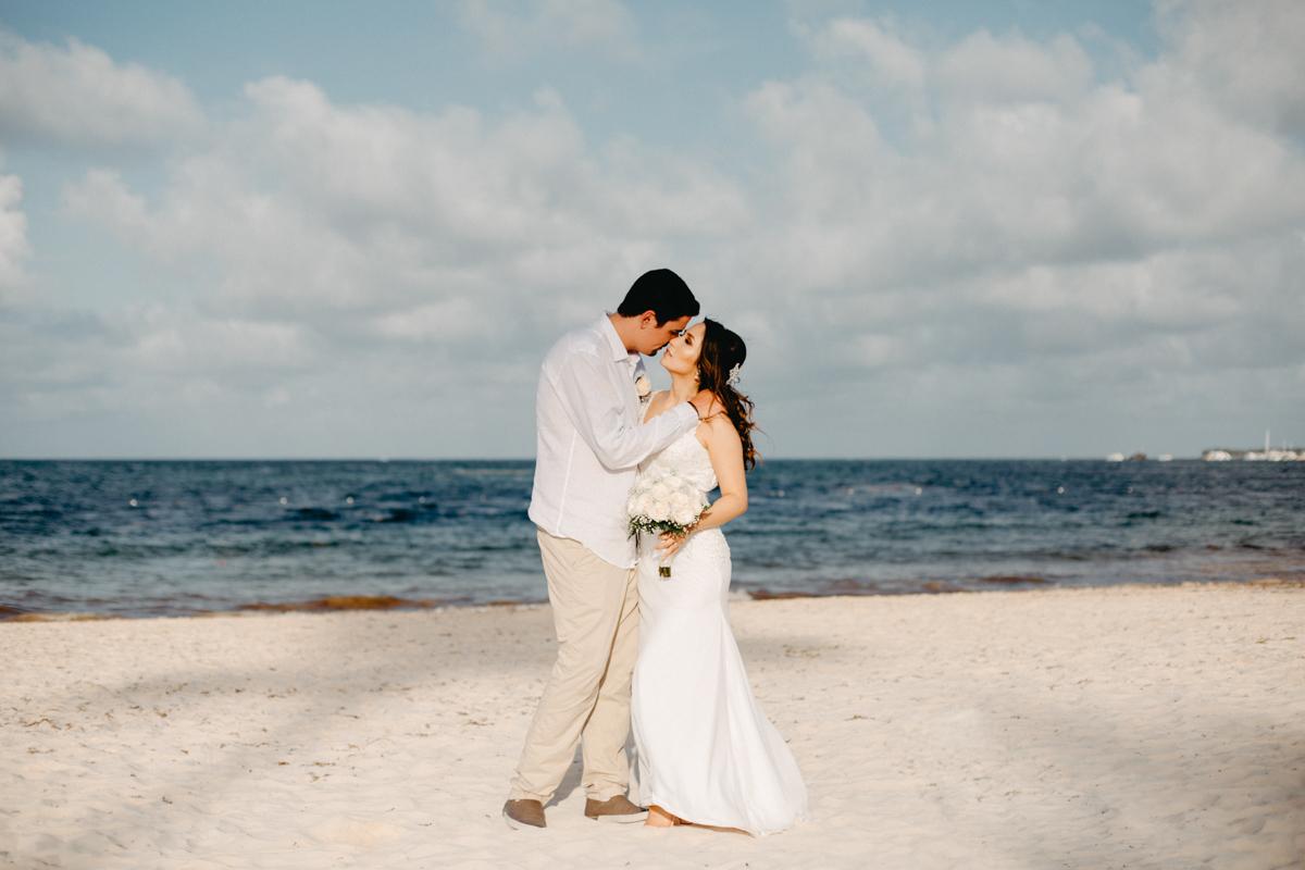 Imagem capa - Thiago & Agatha {Casamento em Punta Cana} por Bruno Santana Retratos