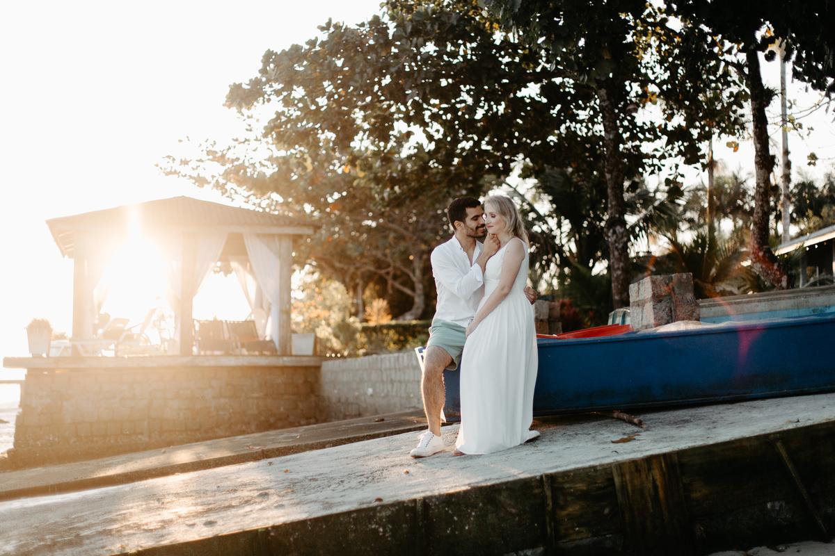 Imagem capa - Marcelo & Camila por Bruno Santana Retratos